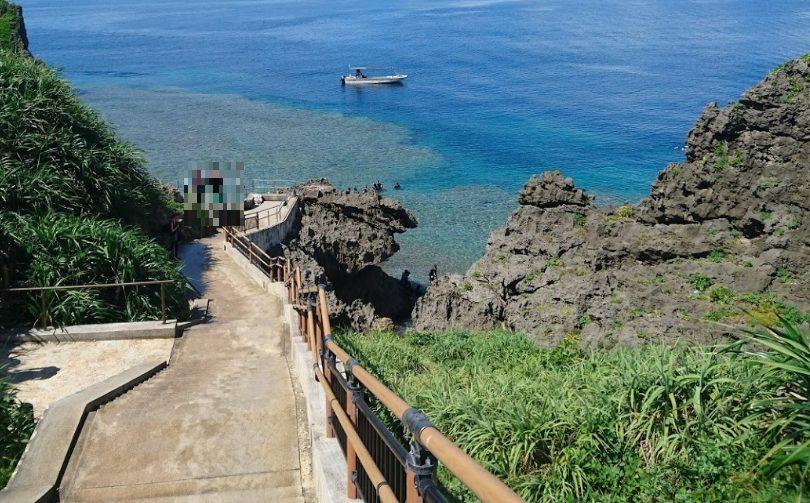 恩納村真栄田岬でシュノーケルツアー体験!所要時間や当日の流れは?