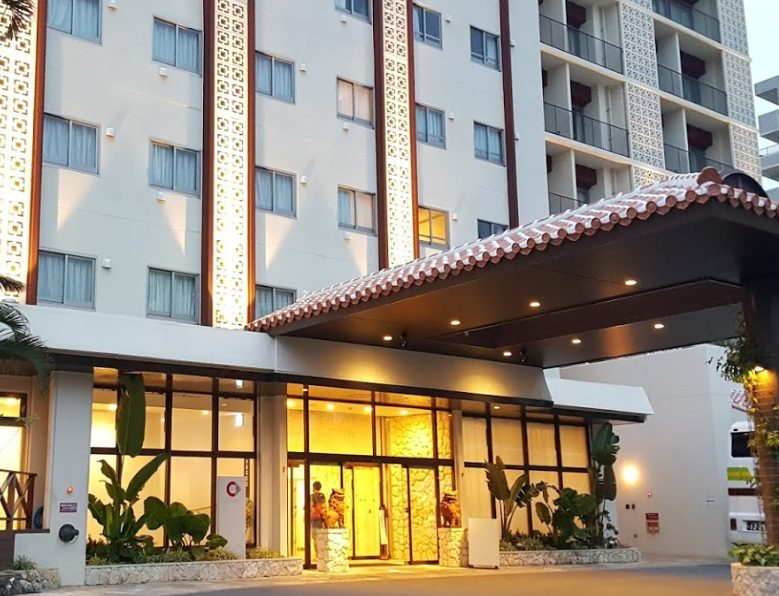 那覇セントラルホテルは観光拠点に良いけど子連れ向きじゃない?