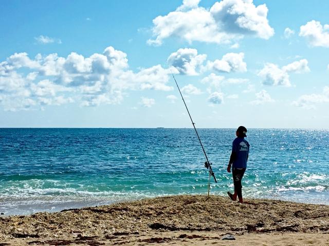 古宇利島で釣り体験!禁止場所やポイントを詳しく解説!