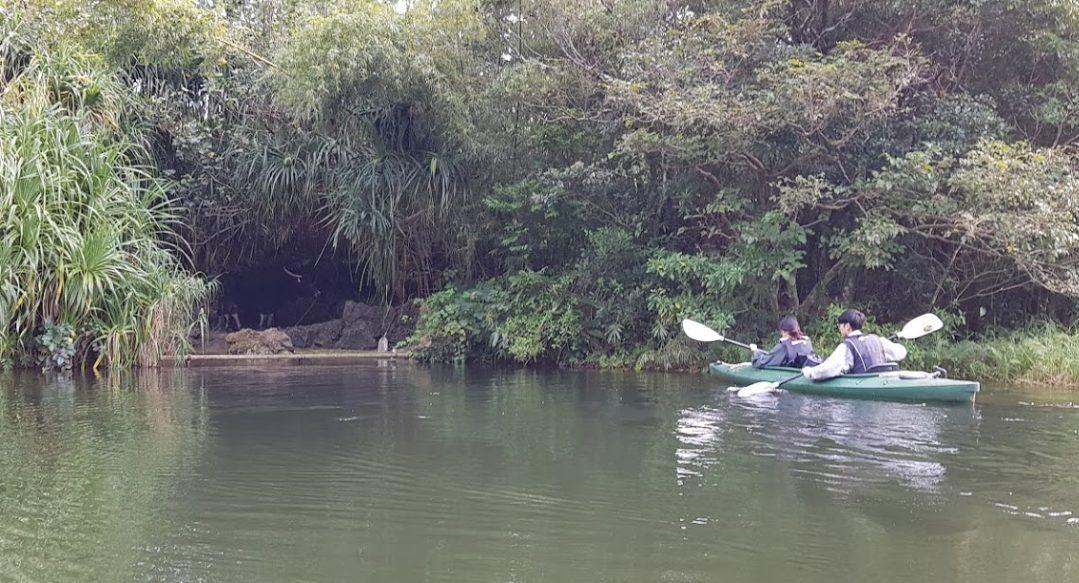 ビオスの丘でカヌー体験してみた!予約は不要なのに口コミ通り楽しかった!
